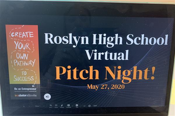 Second Annual Pitch Night