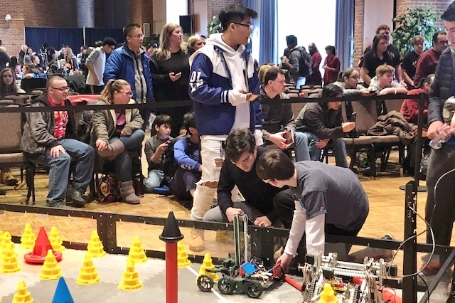 Roslyn High School Robotics Club