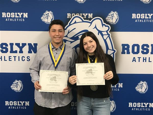 Outstanding Physical Education Students - 2019-20
