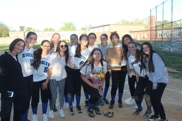 Varsity Softball Senior Game