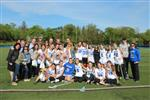 Varsity Girls Lacrosse Senior Game