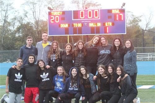 Athletes Helping Athletes - Annual Turkey Bowl
