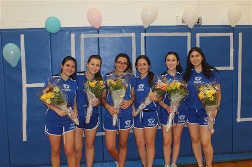 Varsity Girls Badminton Senior Match - 2018