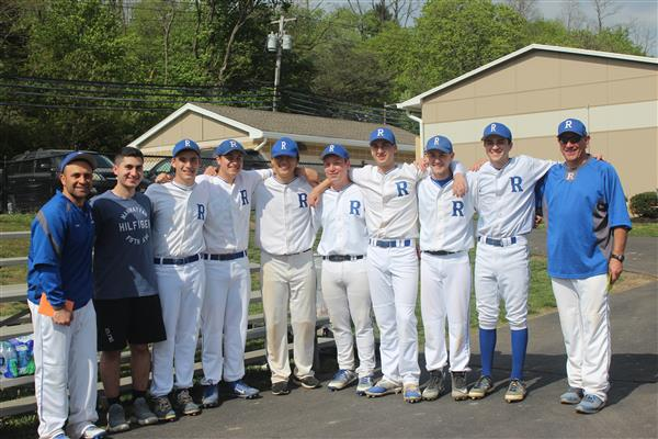 Varsity Baseball Senior Game - 2018
