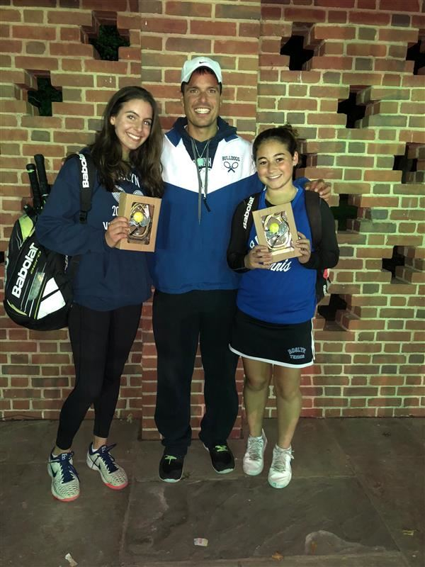 Girls Tennis All County Honors