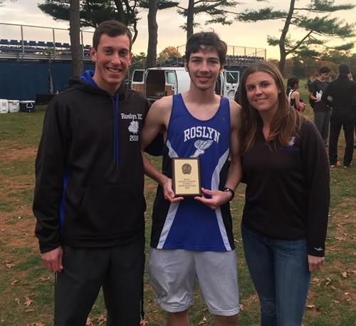 Todd Warshawsky is heading to States!