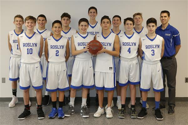 Freshman Boys Basketball - Undefeated