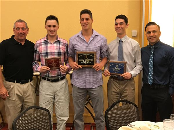 Varsity Baseball Coaches Association Awards