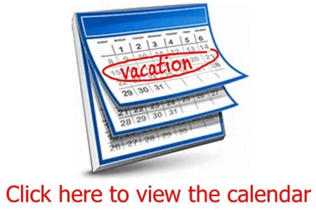 2018-19 Varsity Vacation Calendars Released