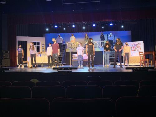 ROYAL CROWN PLAYERS WIN THESPIAN FESTIVAL