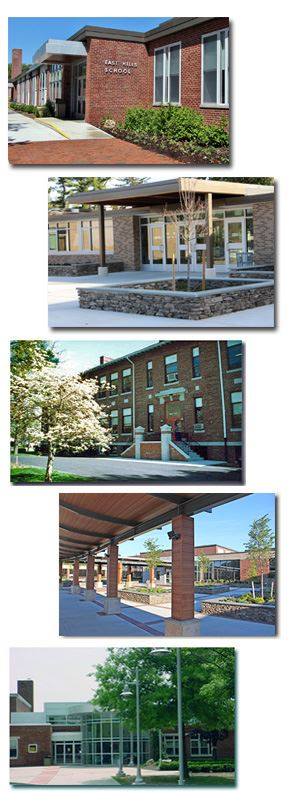 Roslyn School District buildings