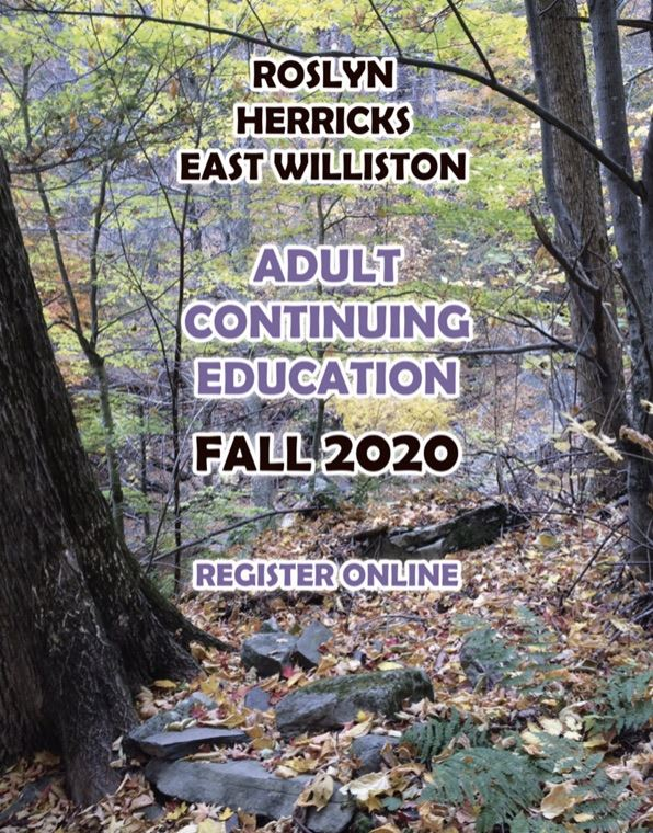 Fall Adult Education Classes