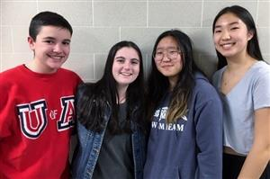 All-County Music Festival Students from Roslyn High School