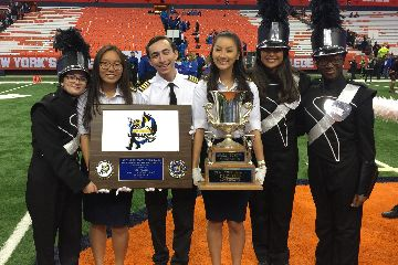 Roslyn Marching Bulldogs Win 2017 State Championship