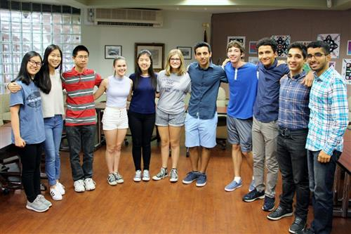 Roslyn HS National Merit Scholarship Semifinalists