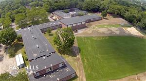 East Hillls Aerial View