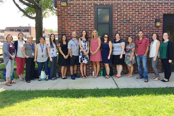 New Roslyn Teachers 2017-18