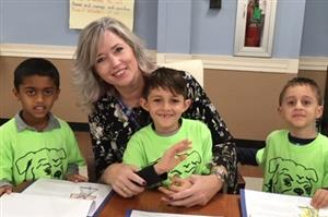 Celebrating Veterans Day with Seniors