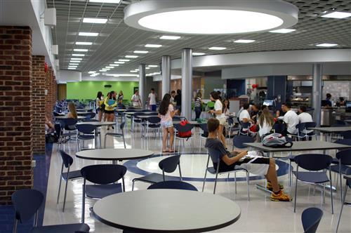 rhs cafeteria