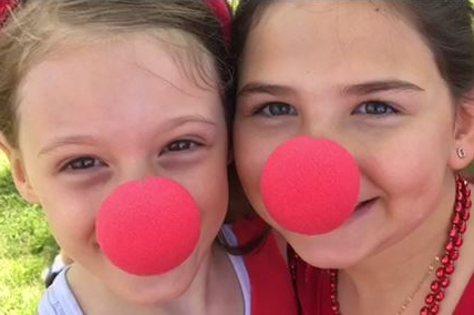 Red Nose Day at East Hills School